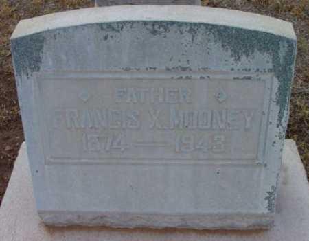 MOONEY, FRANCIS XAVIER - Yavapai County, Arizona   FRANCIS XAVIER MOONEY - Arizona Gravestone Photos