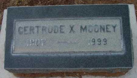MOONEY, GERTRUDE X. - Yavapai County, Arizona | GERTRUDE X. MOONEY - Arizona Gravestone Photos