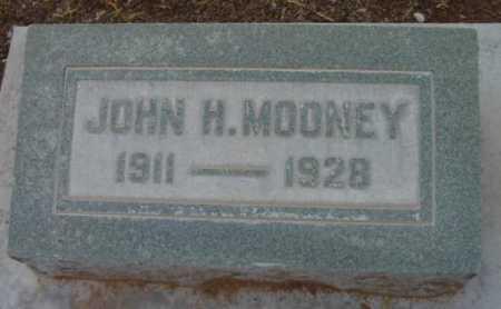 MOONEY, JOHN HERBERT - Yavapai County, Arizona | JOHN HERBERT MOONEY - Arizona Gravestone Photos