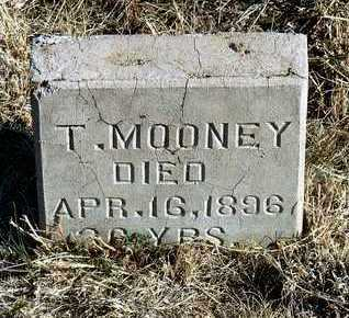 MOONEY, THOMAS - Yavapai County, Arizona   THOMAS MOONEY - Arizona Gravestone Photos