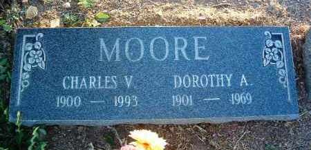 MOORE, DOROTHY A. - Yavapai County, Arizona | DOROTHY A. MOORE - Arizona Gravestone Photos