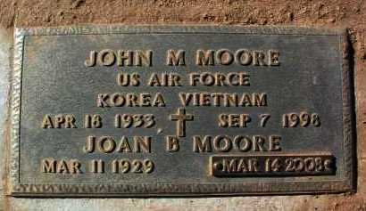MOORE, JOAN BERYL - Yavapai County, Arizona | JOAN BERYL MOORE - Arizona Gravestone Photos