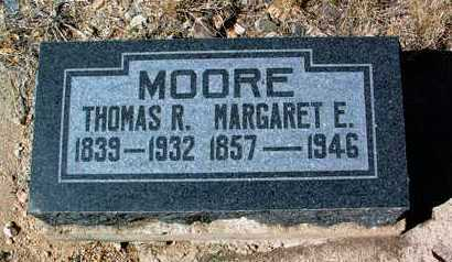 GREENE MOORE, MARGARET - Yavapai County, Arizona | MARGARET GREENE MOORE - Arizona Gravestone Photos