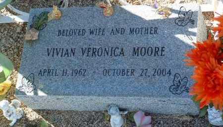 MOORE, VIVIAN VERONICA - Yavapai County, Arizona   VIVIAN VERONICA MOORE - Arizona Gravestone Photos
