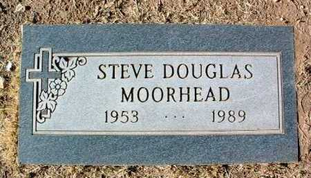 MOORHEAD, STEVE DOUGLAS - Yavapai County, Arizona | STEVE DOUGLAS MOORHEAD - Arizona Gravestone Photos