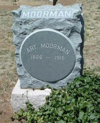 MOORMAN, ARTHUR WILHELM - Yavapai County, Arizona | ARTHUR WILHELM MOORMAN - Arizona Gravestone Photos