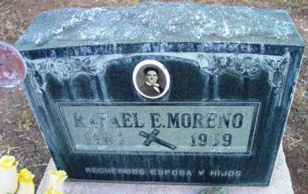 MORENO, RAFAEL E. - Yavapai County, Arizona | RAFAEL E. MORENO - Arizona Gravestone Photos