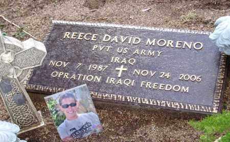 MORENO, REECE DAVID - Yavapai County, Arizona   REECE DAVID MORENO - Arizona Gravestone Photos