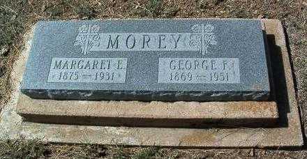 MOREY, GEORGE FREDERICK - Yavapai County, Arizona | GEORGE FREDERICK MOREY - Arizona Gravestone Photos