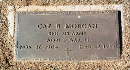 MORGAN, CAZ B. - Yavapai County, Arizona | CAZ B. MORGAN - Arizona Gravestone Photos
