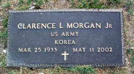 MORGAN, CLARENCE LEE, JR. - Yavapai County, Arizona | CLARENCE LEE, JR. MORGAN - Arizona Gravestone Photos