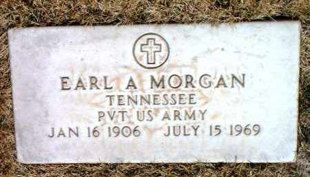 MORGAN, EARL ALEXANDER - Yavapai County, Arizona | EARL ALEXANDER MORGAN - Arizona Gravestone Photos