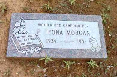 MORGAN, FLORENCE LEONA - Yavapai County, Arizona | FLORENCE LEONA MORGAN - Arizona Gravestone Photos