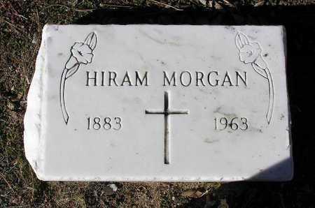 MORGAN, HIRAM M. - Yavapai County, Arizona | HIRAM M. MORGAN - Arizona Gravestone Photos