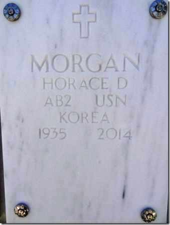 MORGAN, HORACE DEWAYNE - Yavapai County, Arizona | HORACE DEWAYNE MORGAN - Arizona Gravestone Photos
