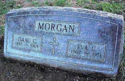 MORGAN, ISAAC CLARENCE - Yavapai County, Arizona | ISAAC CLARENCE MORGAN - Arizona Gravestone Photos