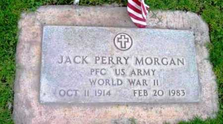 MORGAN, JACK PERRY - Yavapai County, Arizona | JACK PERRY MORGAN - Arizona Gravestone Photos