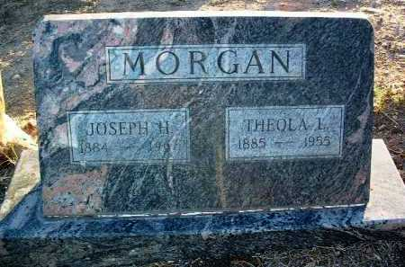 MORGAN, THEOLA MAUD - Yavapai County, Arizona | THEOLA MAUD MORGAN - Arizona Gravestone Photos