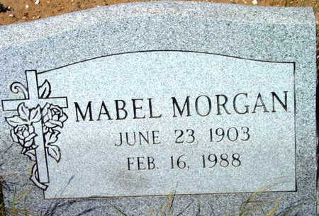 MORGAN, MABEL - Yavapai County, Arizona | MABEL MORGAN - Arizona Gravestone Photos