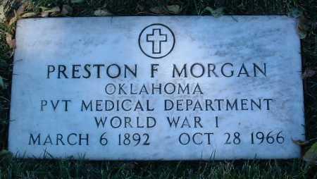 MORGAN, PRESTON FELIX - Yavapai County, Arizona   PRESTON FELIX MORGAN - Arizona Gravestone Photos