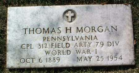 MORGAN, THOMAS H. - Yavapai County, Arizona | THOMAS H. MORGAN - Arizona Gravestone Photos