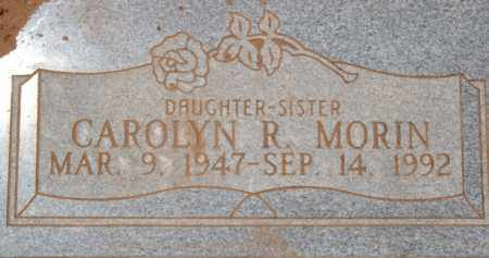 MORIN, CAROLYN R. - Yavapai County, Arizona | CAROLYN R. MORIN - Arizona Gravestone Photos