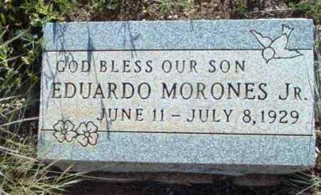 MORONES, EDWARDO, JR. - Yavapai County, Arizona | EDWARDO, JR. MORONES - Arizona Gravestone Photos