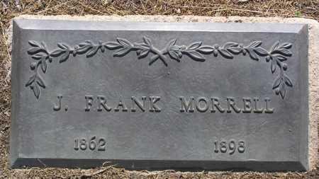 MORRELL, JOHN FRANKLIN - Yavapai County, Arizona | JOHN FRANKLIN MORRELL - Arizona Gravestone Photos