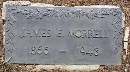 MORRELL, JAMES E. - Yavapai County, Arizona | JAMES E. MORRELL - Arizona Gravestone Photos