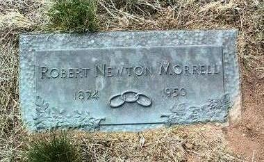 MORRELL, ROBERT NEWTON - Yavapai County, Arizona   ROBERT NEWTON MORRELL - Arizona Gravestone Photos