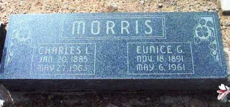MORRIS, EUNICE G. - Yavapai County, Arizona | EUNICE G. MORRIS - Arizona Gravestone Photos