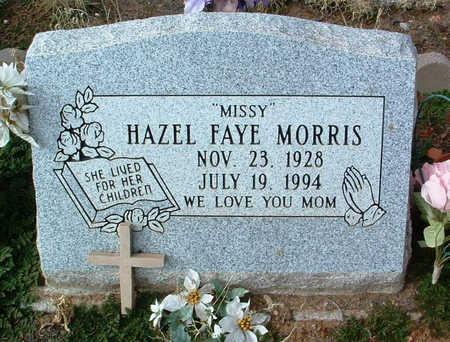 MORRIS, HAZEL FAYE - Yavapai County, Arizona   HAZEL FAYE MORRIS - Arizona Gravestone Photos