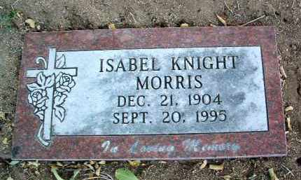 MORRIS, ISABEL P. - Yavapai County, Arizona   ISABEL P. MORRIS - Arizona Gravestone Photos