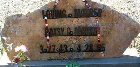 MORRIS, PATSY C. - Yavapai County, Arizona   PATSY C. MORRIS - Arizona Gravestone Photos