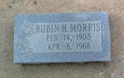 MORRIS, RUBIN HARLEN - Yavapai County, Arizona | RUBIN HARLEN MORRIS - Arizona Gravestone Photos