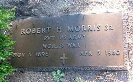 MORRIS, ROBERT H. - Yavapai County, Arizona   ROBERT H. MORRIS - Arizona Gravestone Photos