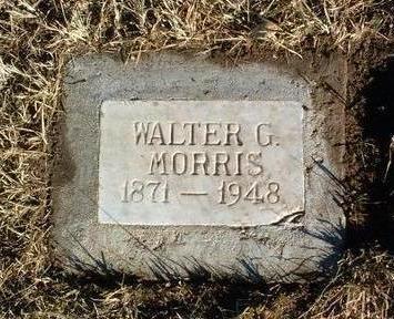 MORRIS, WALTER GUY - Yavapai County, Arizona | WALTER GUY MORRIS - Arizona Gravestone Photos