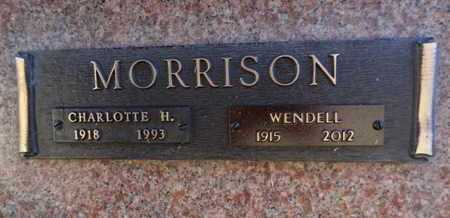 PETERSEN MORRISON, C. - Yavapai County, Arizona | C. PETERSEN MORRISON - Arizona Gravestone Photos