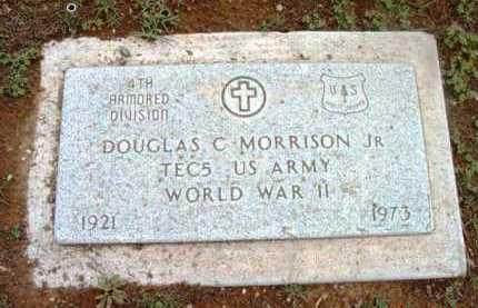 MORRISON, DOUGLAS C. - Yavapai County, Arizona | DOUGLAS C. MORRISON - Arizona Gravestone Photos