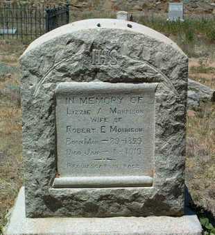 KLAR MORRISON, ELIZABETH - Yavapai County, Arizona   ELIZABETH KLAR MORRISON - Arizona Gravestone Photos
