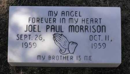 MORRISON, JOEL PAUL - Yavapai County, Arizona | JOEL PAUL MORRISON - Arizona Gravestone Photos