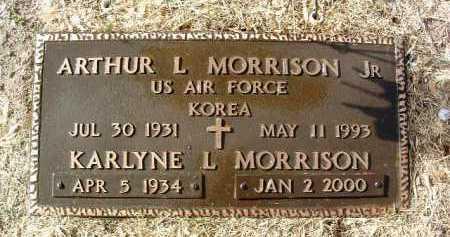 NELSON MORRISON, K. L.. - Yavapai County, Arizona | K. L.. NELSON MORRISON - Arizona Gravestone Photos