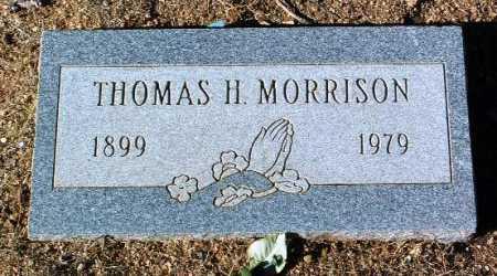 MORRISON, THOMAS H. - Yavapai County, Arizona | THOMAS H. MORRISON - Arizona Gravestone Photos