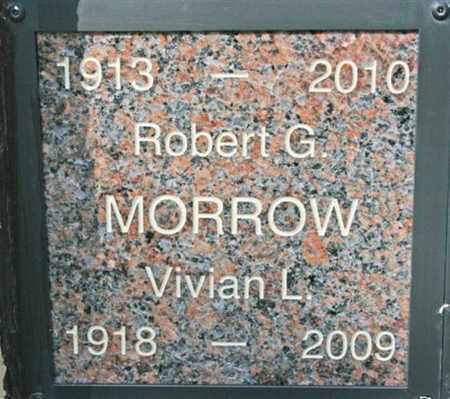 GODFREY MORROW, VIVIAN L. - Yavapai County, Arizona | VIVIAN L. GODFREY MORROW - Arizona Gravestone Photos