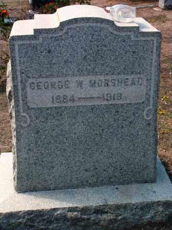 MORSHEAD, GEORGE WASHINGTON - Yavapai County, Arizona | GEORGE WASHINGTON MORSHEAD - Arizona Gravestone Photos