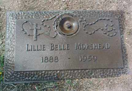 CAMPBELL MORSHEAD, LILLIE - Yavapai County, Arizona | LILLIE CAMPBELL MORSHEAD - Arizona Gravestone Photos