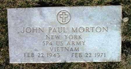MORTON, JOHN PAUL - Yavapai County, Arizona | JOHN PAUL MORTON - Arizona Gravestone Photos