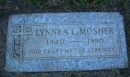 MOSHER, LYNNEA LEE - Yavapai County, Arizona | LYNNEA LEE MOSHER - Arizona Gravestone Photos