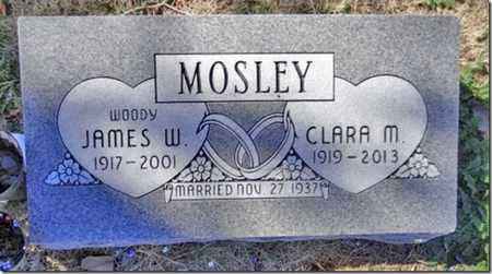 MOSLEY, CLARA MAE - Yavapai County, Arizona | CLARA MAE MOSLEY - Arizona Gravestone Photos