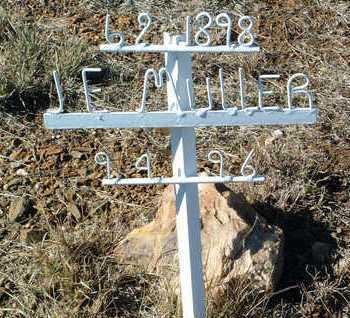 MULLER, JOHN EMIL - Yavapai County, Arizona | JOHN EMIL MULLER - Arizona Gravestone Photos